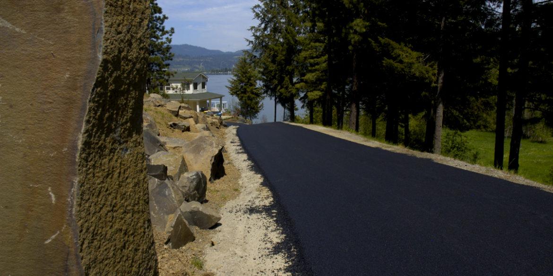 driveway paving, asphalt, blacktop