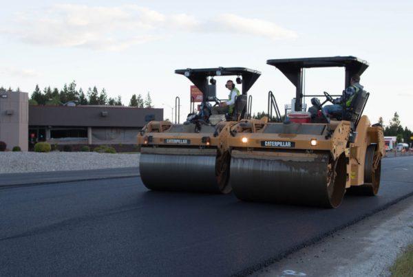 road paving equipment, poe asphalt